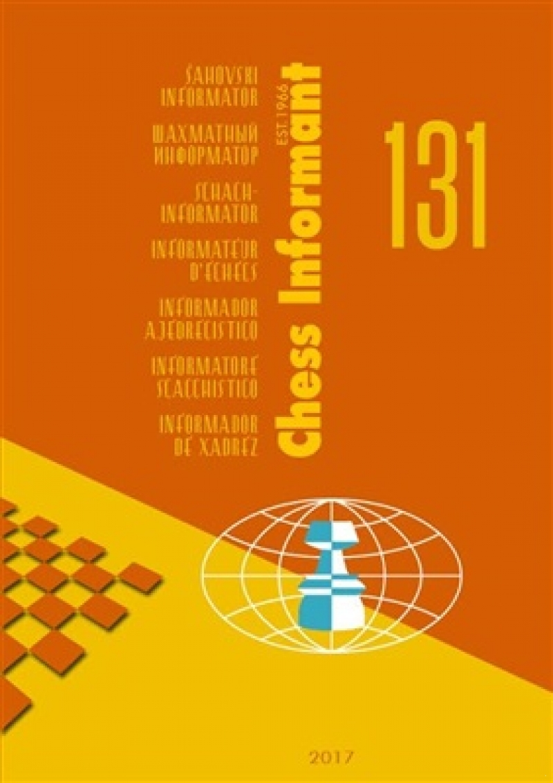 Chess informant No. 131. Sahovski informator No. 131