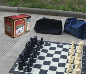 Garden Giant Chess