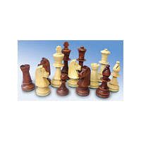 Chessmen Staunton 5 in the package