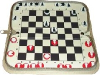 Chess pocket magnetic