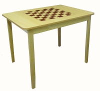 Chess tournament table