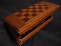 Chess board-box USSR - ART P3