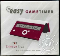Chess clock - Easy Game Timer - ART P3