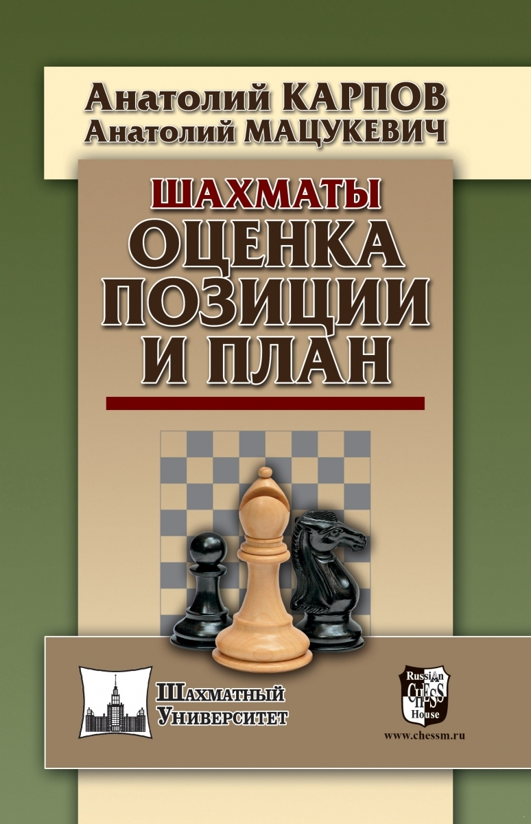 Chess. Position evaluation and plan