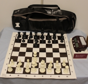 Chess tourist gift