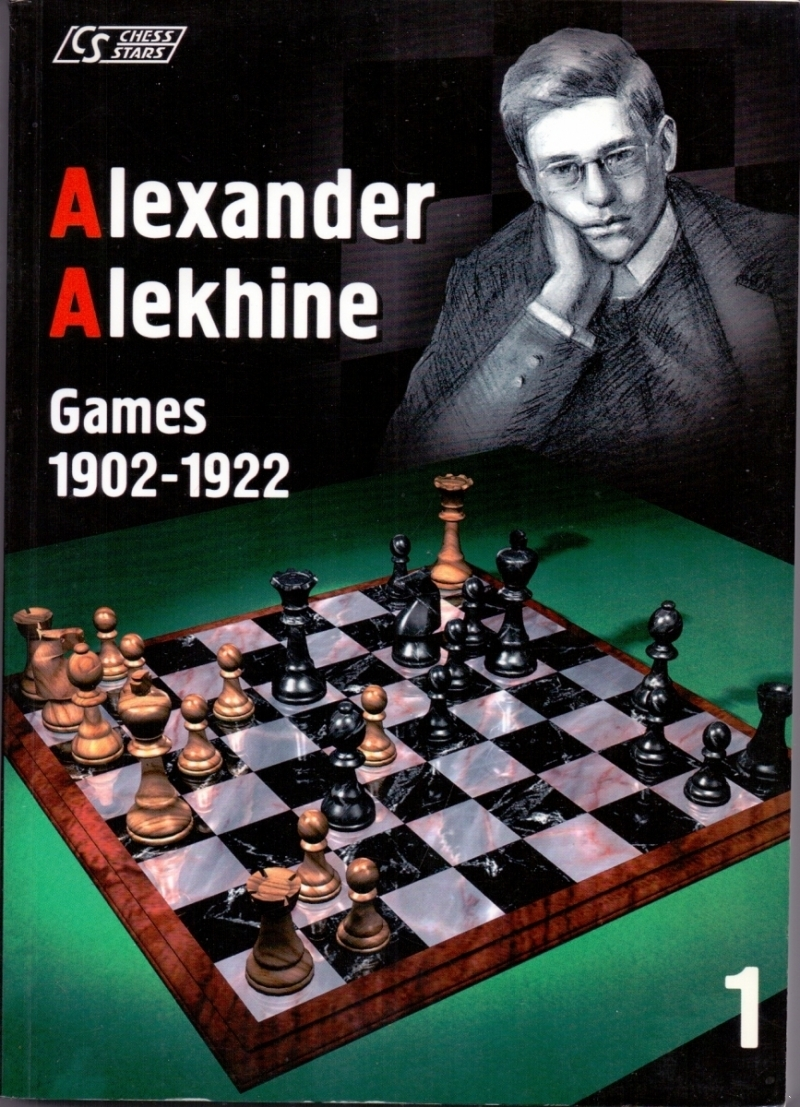 Alexander Alekhin. All parties. Volume 2. 1923 -1934. Alexander Alekhine. Games. 1923 -1934.